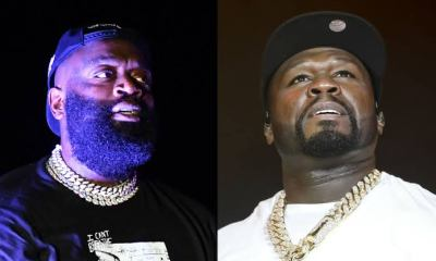 "Rick Ross Calls 50 Cent a ""Monkey"""