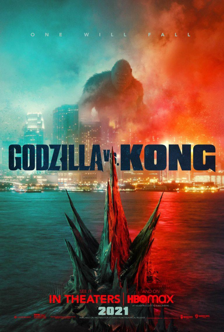 Godzilla vs. Kong official Movie