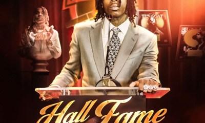 Polo G Shares 'Hall of Fame' Album Artwork