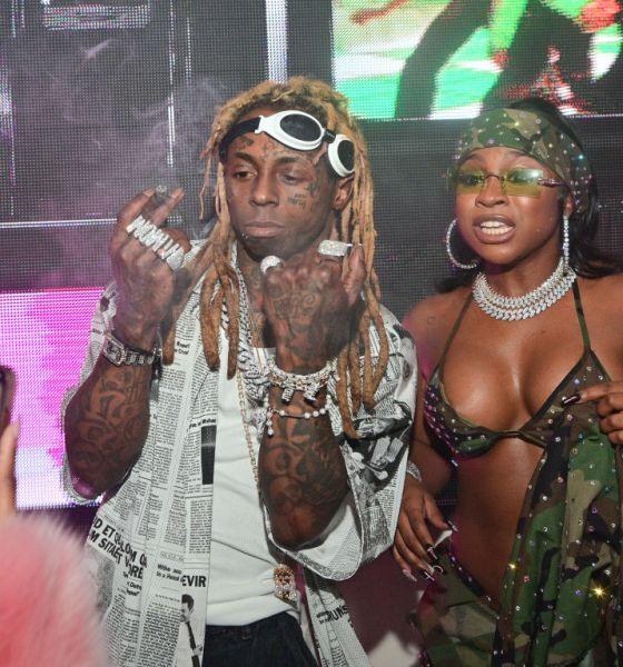 Lil Wayne daughter Reginae Carter