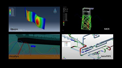 offshore training b - Offshore Structures Software Workshops for Oil & Gas Professionals