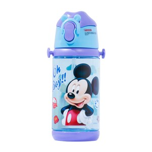 Mickey and Minnie Mouse Strap-lock Cup