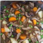 pin for instant pot beef stew