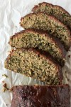 pin for paleo smoke meatloaf