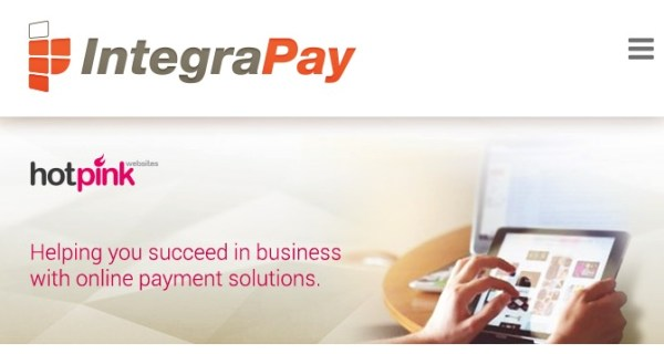 Integrapay signup