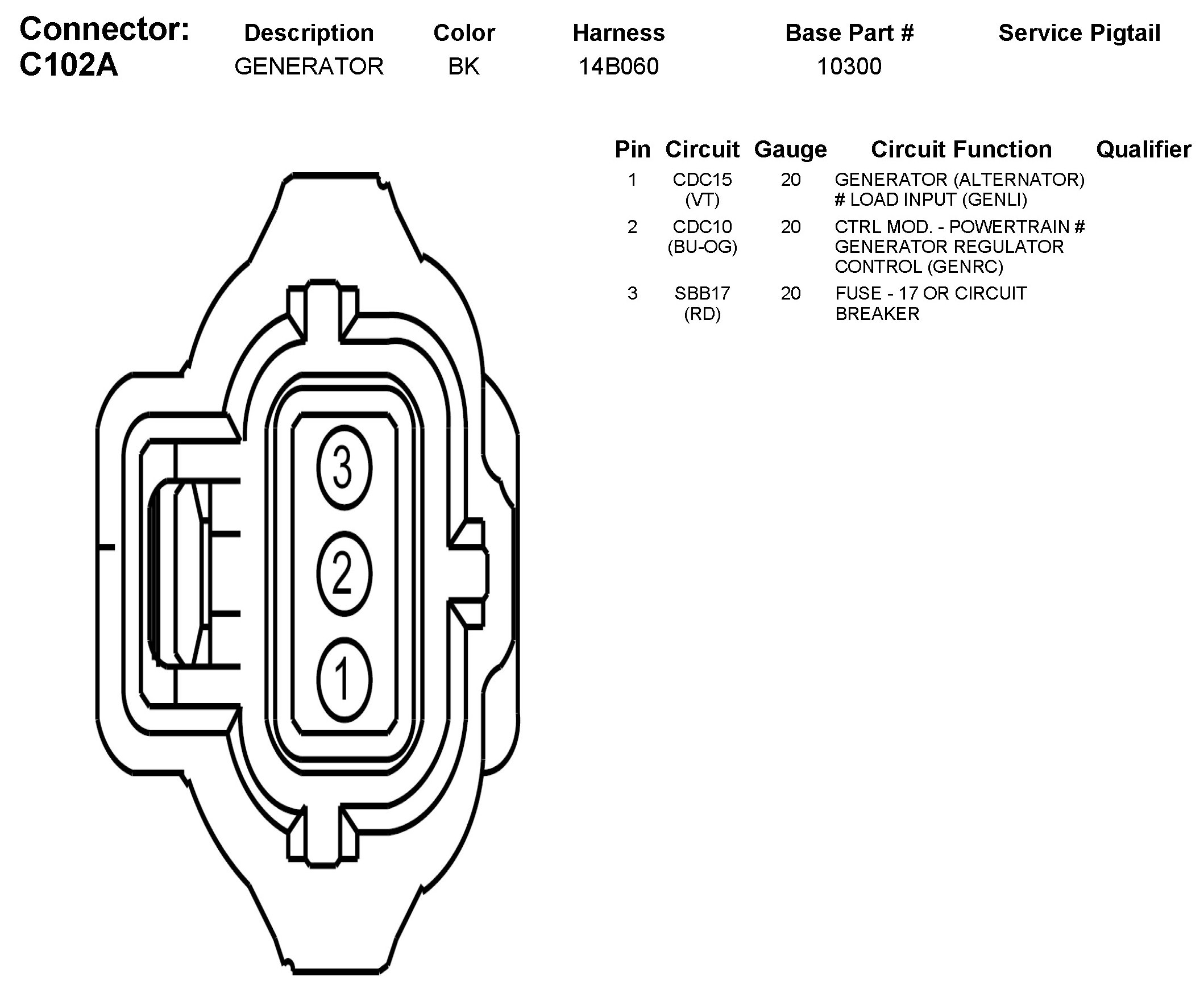 Ford 4 Wire Alternator Diagram | Wiring Diagram  Wire Alternator Wiring Diagram Toyota on