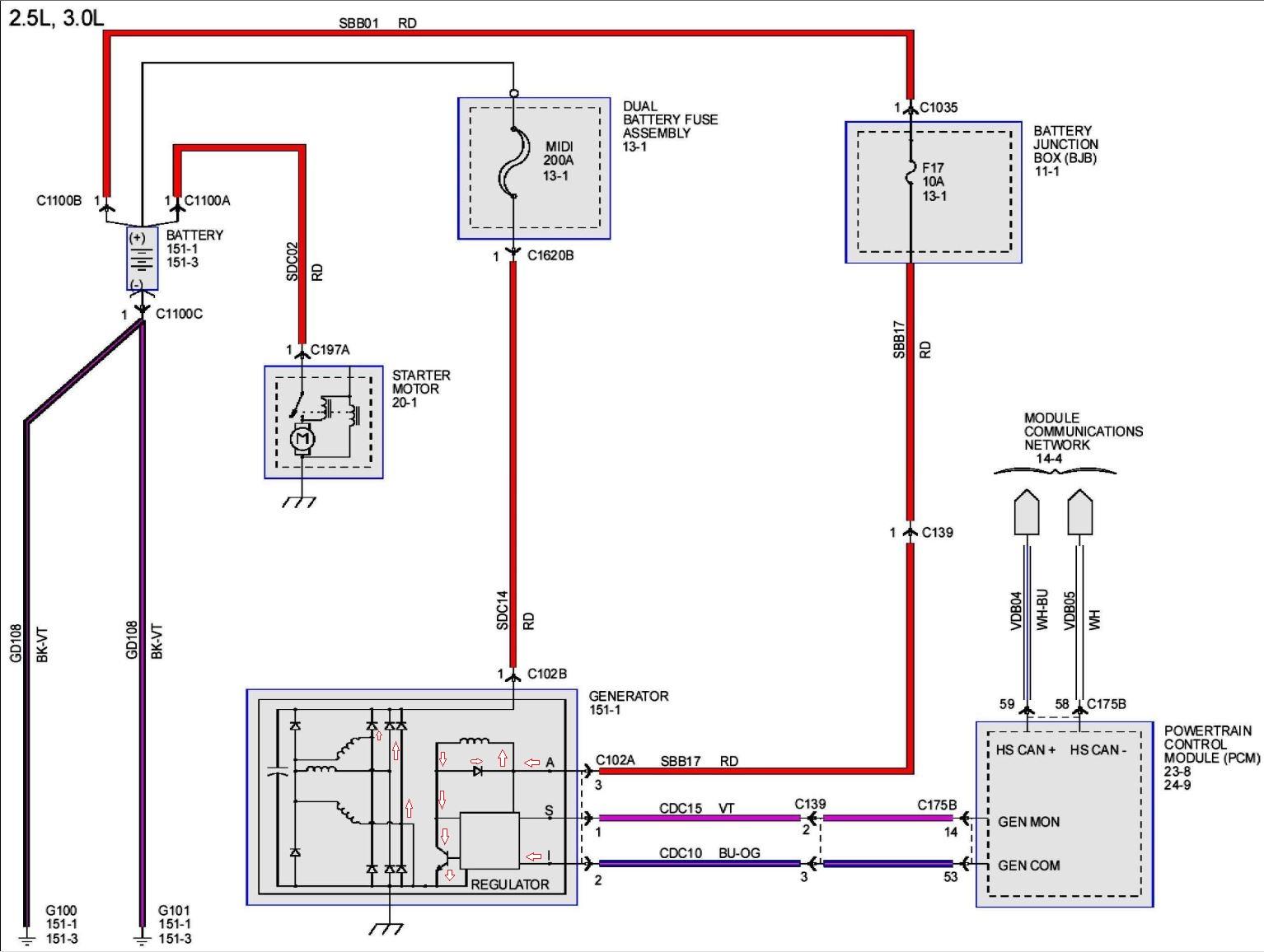 Mazda alternator wiring diagram free download wiring diagram xwiaw free download wiring diagram 2006 mazda 3 fusion alternator wiring of mazda alternator wiring diagram swarovskicordoba Choice Image