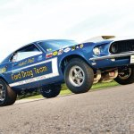 1969 Ford Mustang Sohc Match Racer
