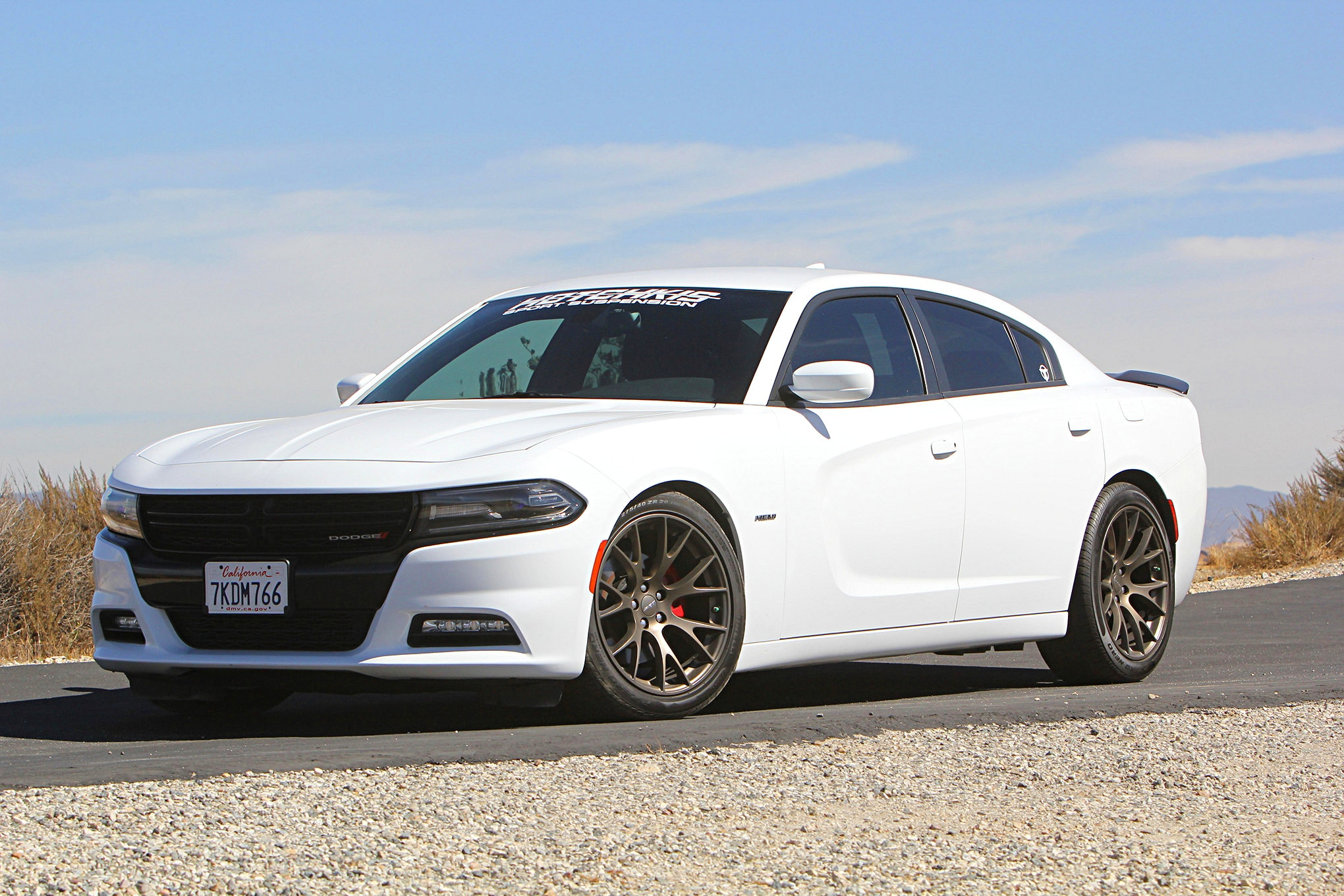 suspension 2015 dodge charger rt