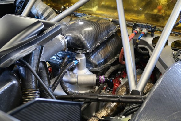 017-2020-Rolex-24-hours-Daytona-C8R-Corvette-Engine-bay-Image-spy-shot