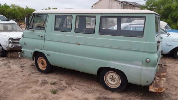 008 1966 dodge a100 sportsman van