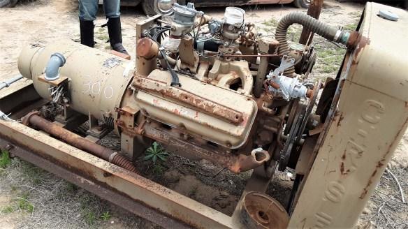 021 1956 chrysler industrial generator