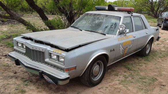 038 1988 plymouth gran fury ohio state highway patrol