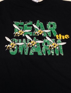 fear the swarm