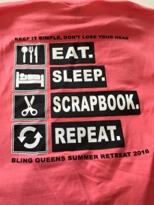 scrapbook repeat