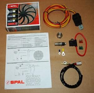 Choosing an Electric Fan Control: By Jim Clark (The Hot