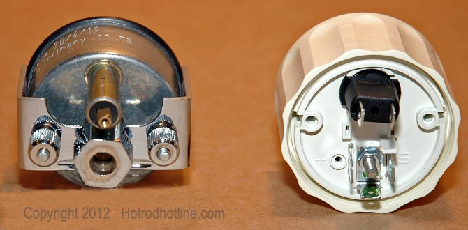 updating to an electrical gauge package  hotrod hotline