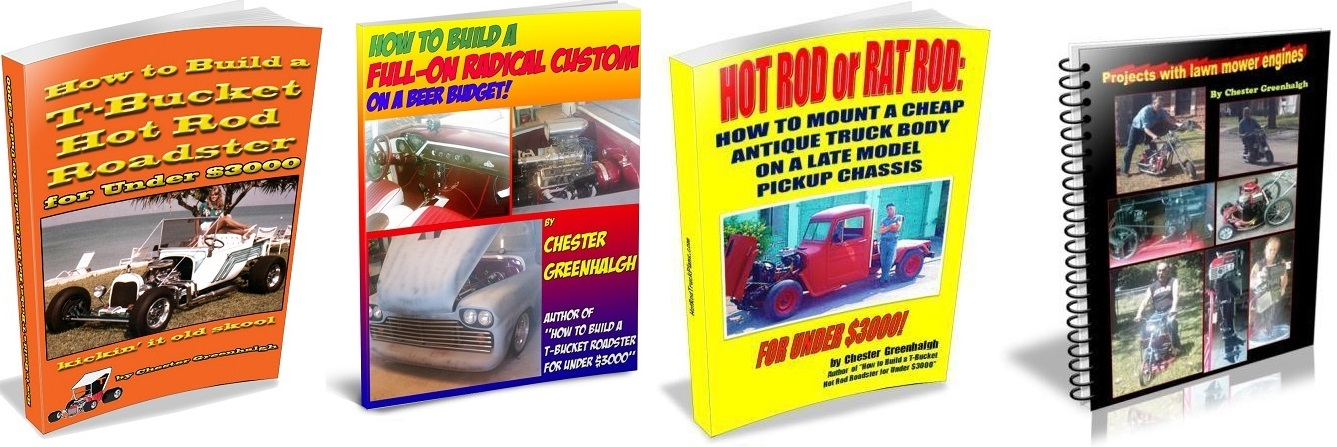 how to build a hot rod on a budget