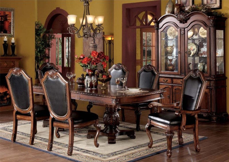 Formal Traditional Dining Room Furniture Hot Sectionals
