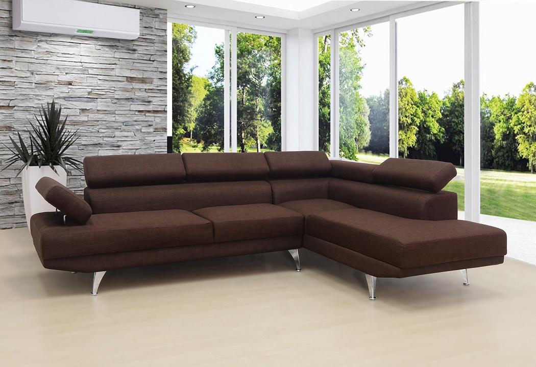L/Facing Sofa 73u2033 X 33u2033 X 35u2033 R/Facing Chaise 76u2033 X 33u2033 X 35