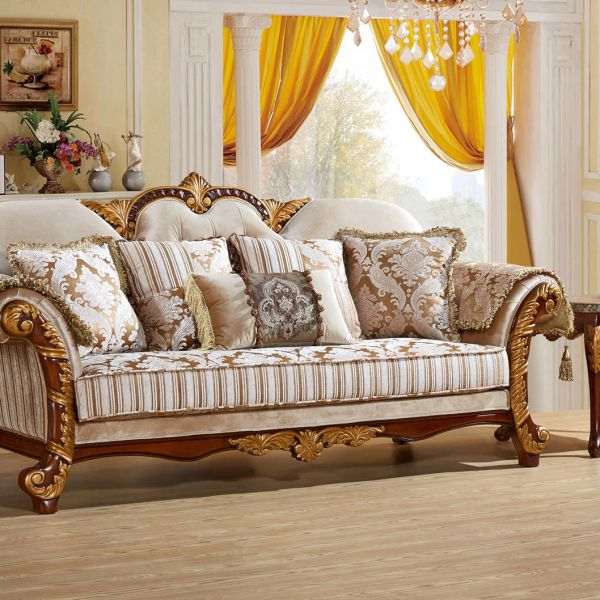 Traditional Sofas Living Room Furniture: Traditional Sofa Living Room Furniture #651