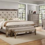 Formal Cal King Size Bedroom 4pc Set Hot Sectionals