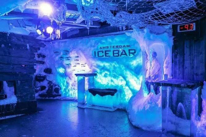 Xtracold Ice Bar Amsterdam – Inside Holland's Amazing #1 Sub-Zero Bar