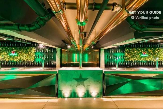 Inside the Amsterdam Heineken Experience – What It's Like!