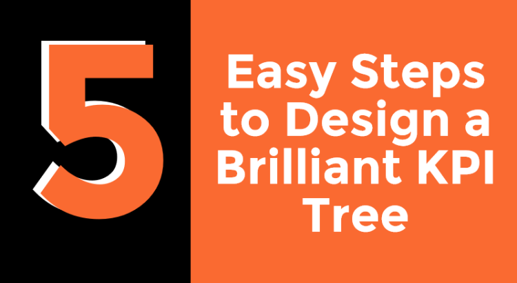 Head picture of article about design of KPI tree