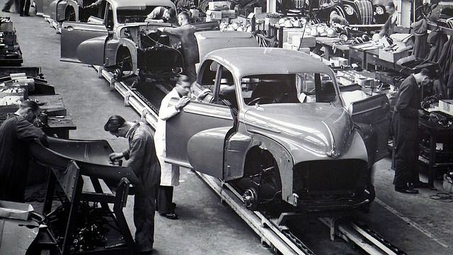 illustration to car production cost example