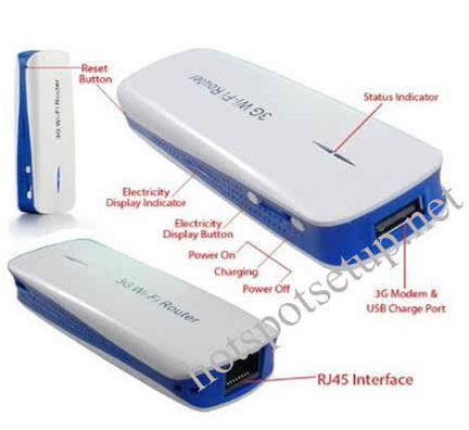 wireless hotspot device
