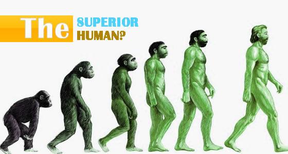 The Superior Human