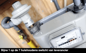Energieleverancier Switchen