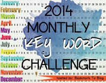 2014 Monthly Key Word Reading Challenge