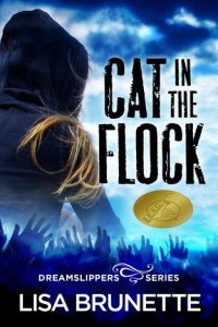 Cat in the Flock by Lisa Brunette
