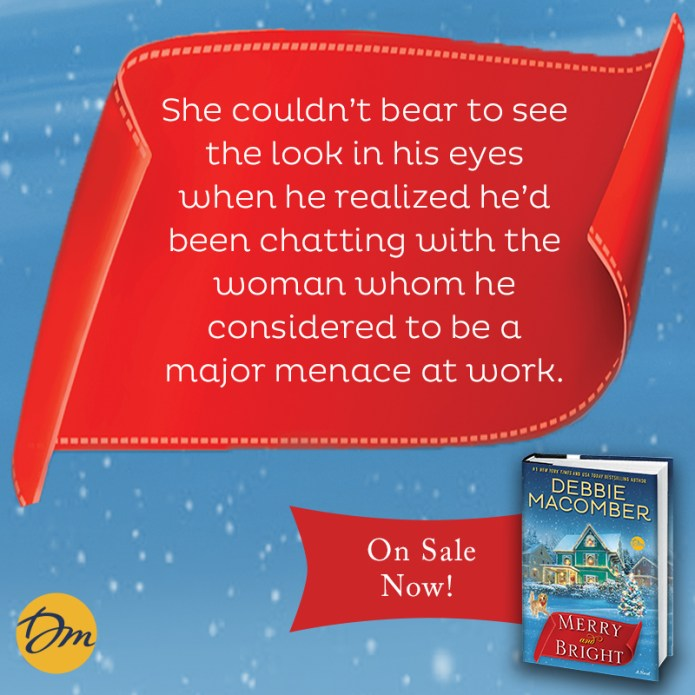 Merry and Bright Book Quote