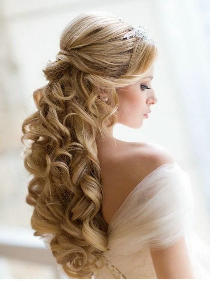 2016 curly wedding hairstyles wedding updos for medium