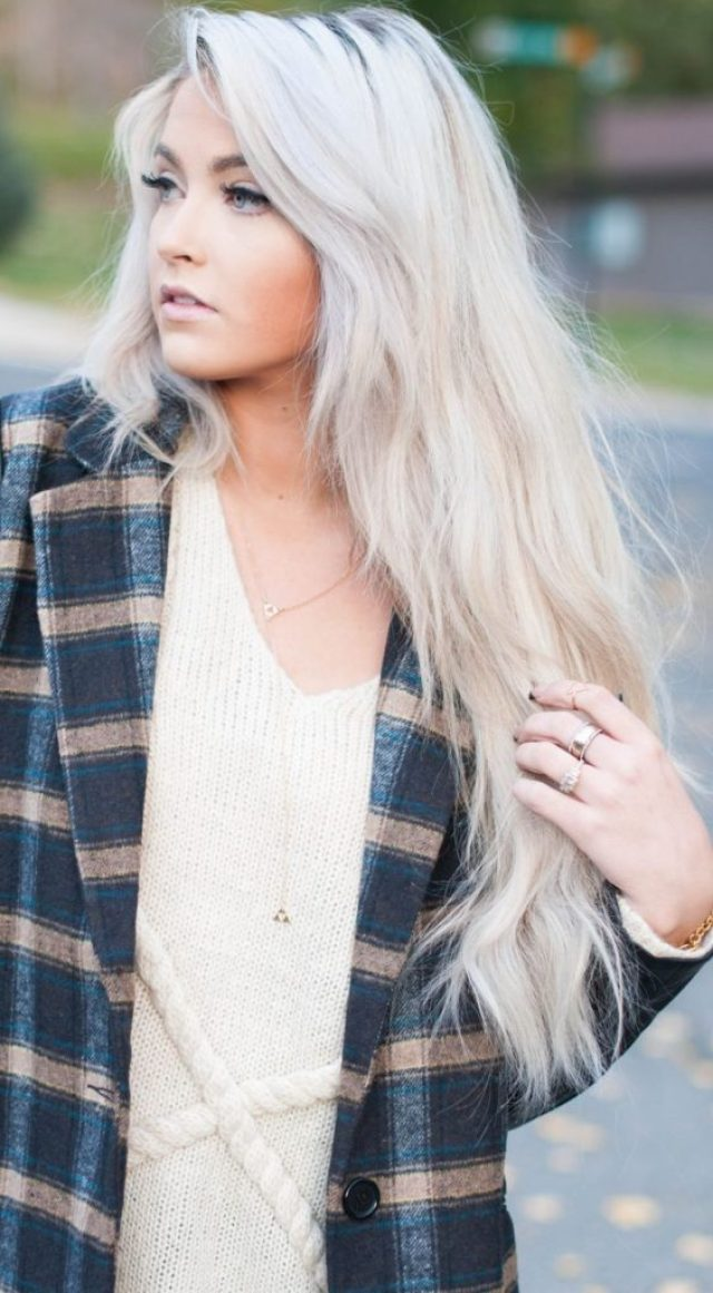 30 most hottest platinum blonde hair shades ideas - haircuts