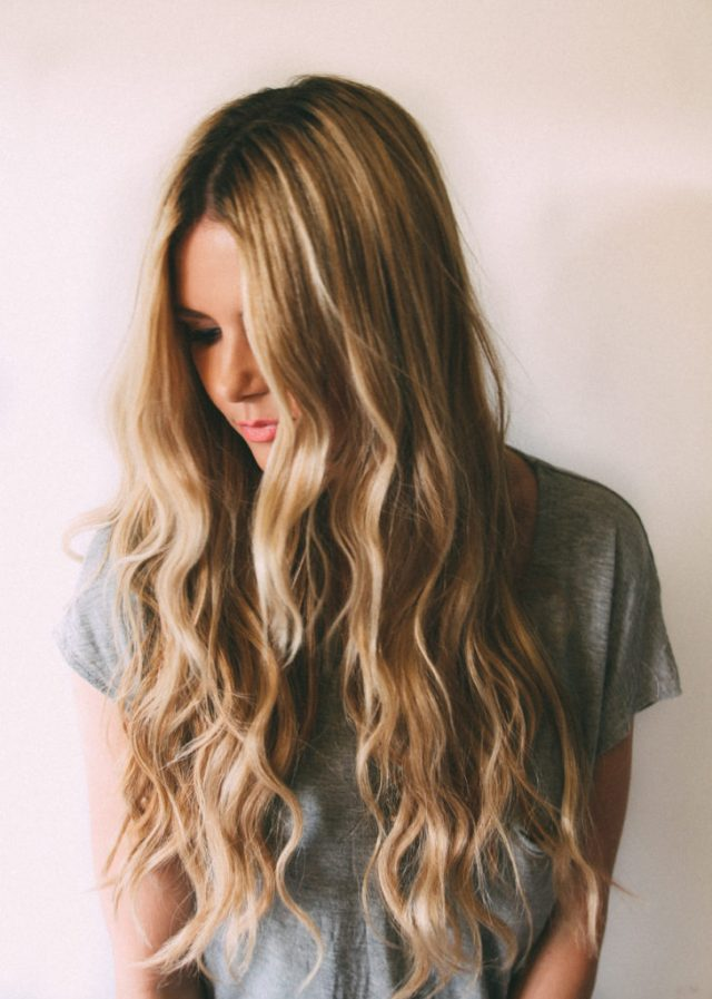 35 gorgeous styles to get beach waves in your hair