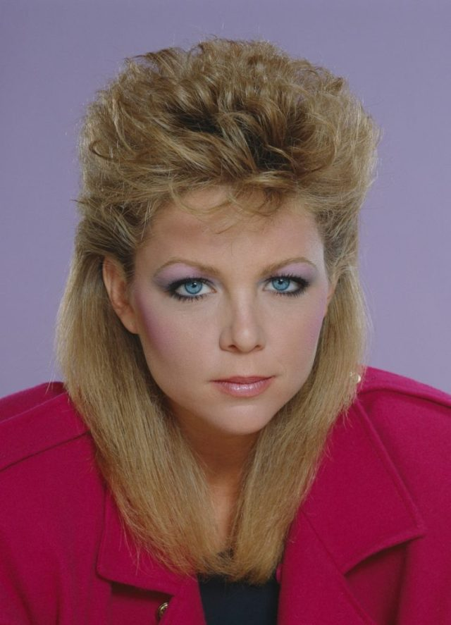 25 most stunning 80's hairstyles just for you - time to