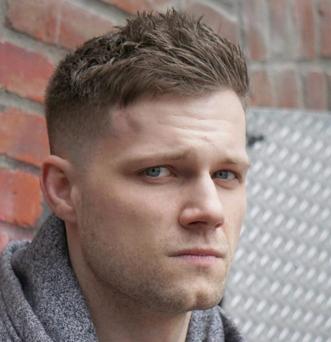 25 coolest male short haircuts to look dashing - haircuts