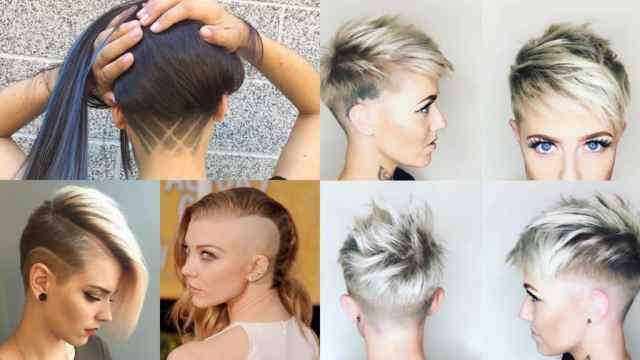 25 trendiest shaved hairstyles for women - haircuts