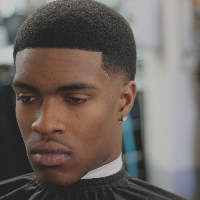 25 taper fade haircuts for black men - fades for the dark