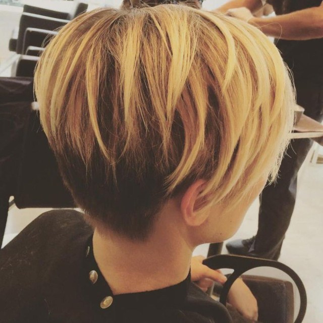 21 most stylish looking two tone hairstyles - haircuts