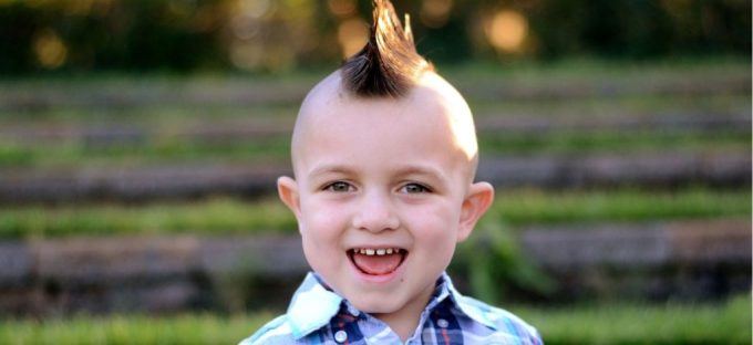 21 charming and cool haircuts for kids - haircuts