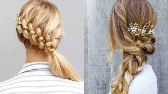 25 most adorable long hairstyles with braids - haircuts