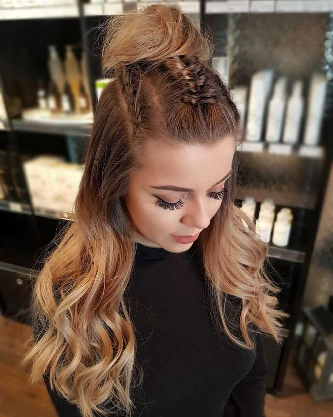 21 stylish and modern braids hairstyles - haircuts