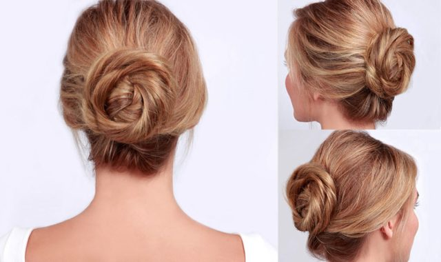 21 most gorgeous looking chignon hairstyles - haircuts