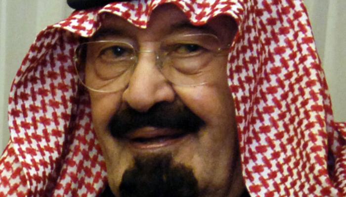 King Abdullah bin Abdul al-Saud