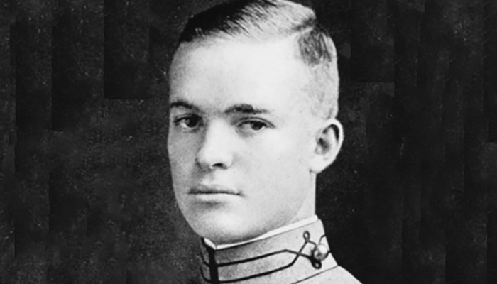 Young Dwight D Eisenhower
